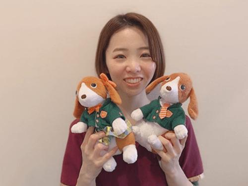 西山未希子|動物看護士|厚木キジュ動物病院